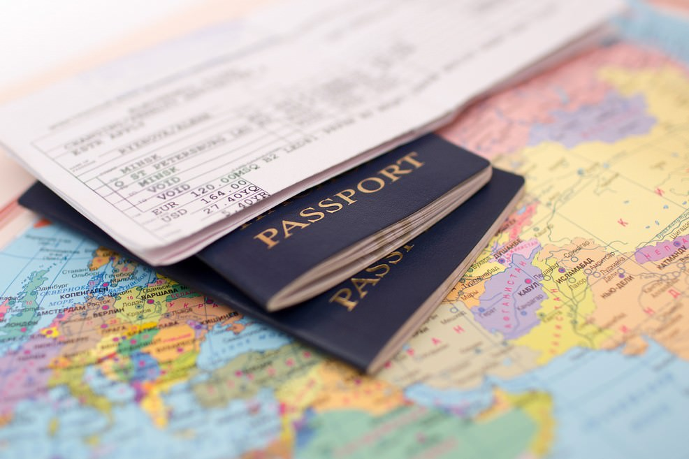 Gran Canaria passaporto documenti