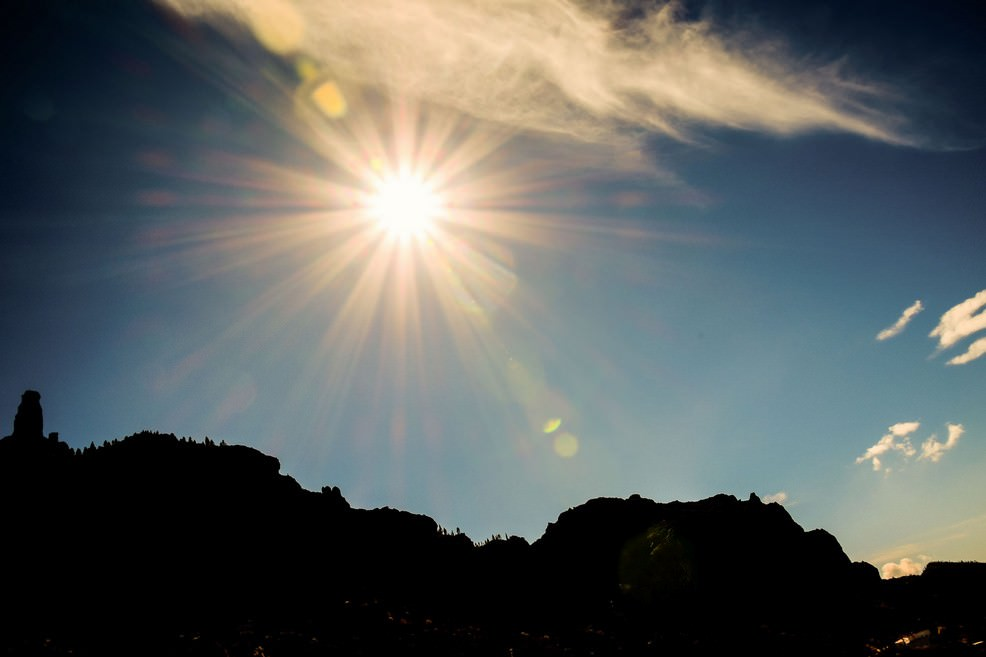 Gran Canaria sole