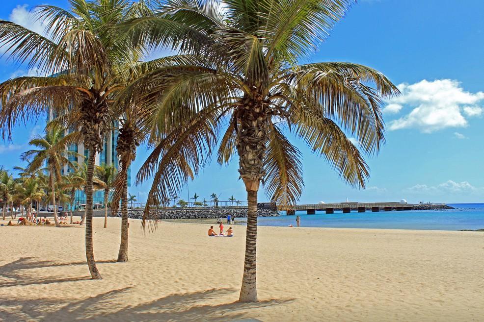 Gran Canaria spiaggia