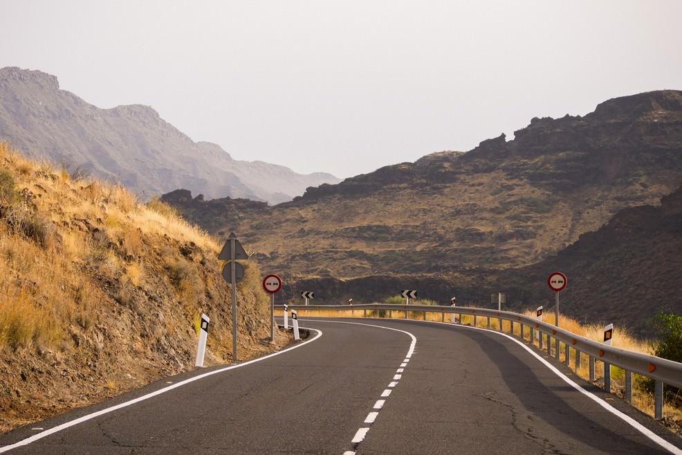 Gran Canaria strada