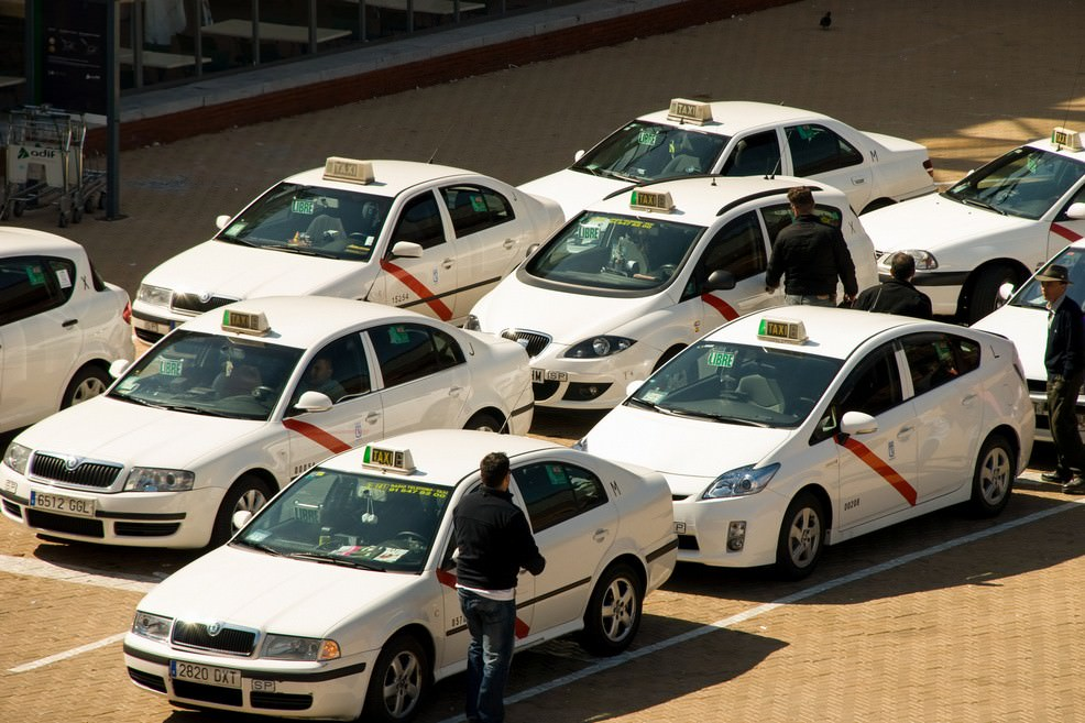 Gran Canaria taxi