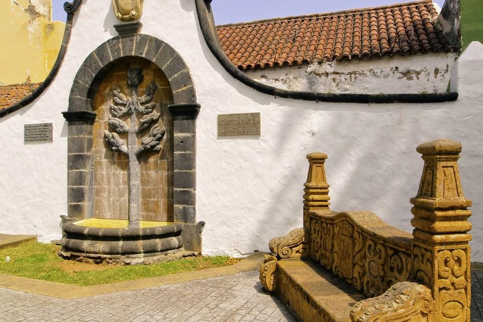 Villaggio di Tejeda a  Gran Canaria