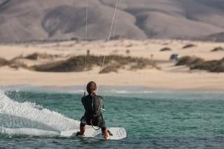 Kitesurf a Gran Canaria