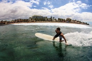 Surf a Tenerife