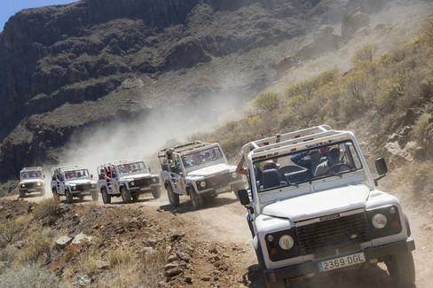 Camel raid x a Gran Canaria