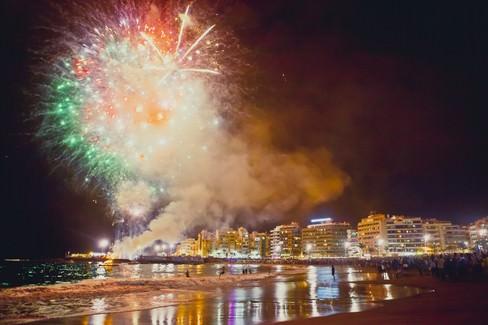 Carnevale a  Las Palmas di Gran Canar