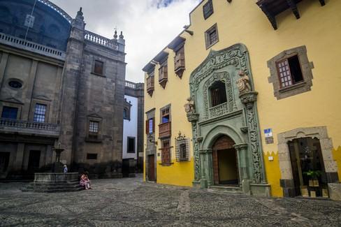 Itinerario turistico a Las Palmas