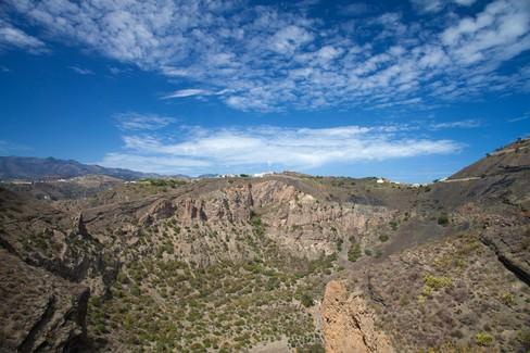 Caldera de Bandama a Gran Canaria