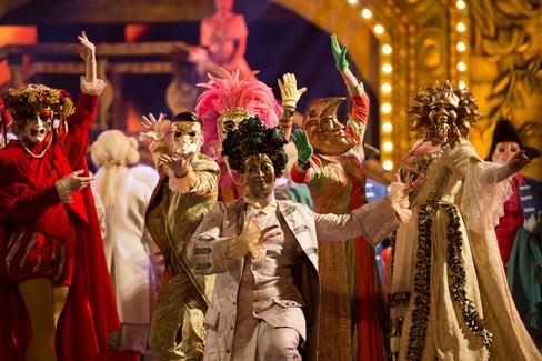 Gran Cabalgata del Carnevale di Las Palmas
