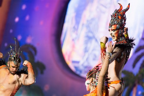 Gala Drag Queen Carnaval Maspalomas