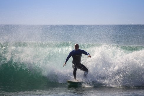 Surf a dicembre a Gran Canaria