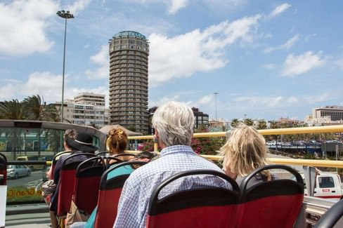 hop on hop off tour a Gran Canaria