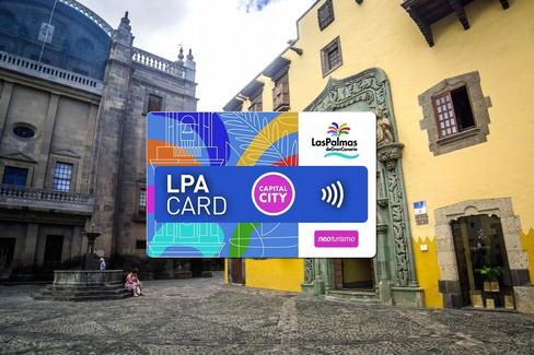 Las Palmas Card