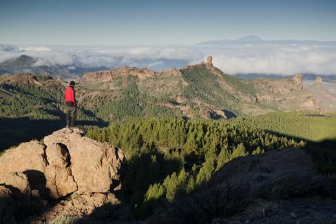 Itinerario al Centro di Gran Canaria