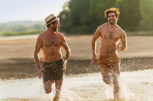 Spiaggia gay