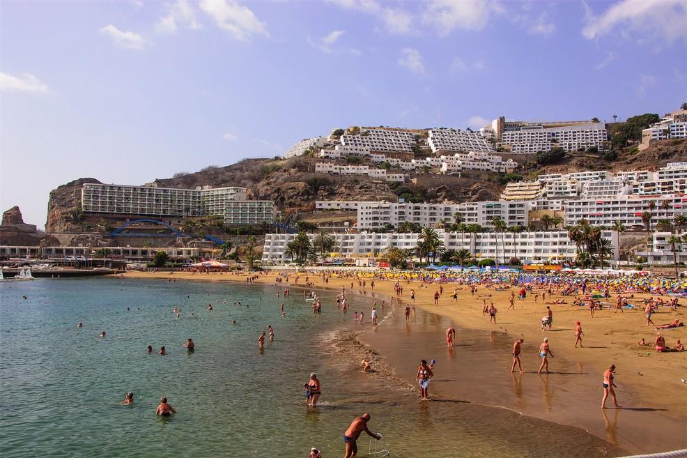 Puerto Rico a Gran Canaria