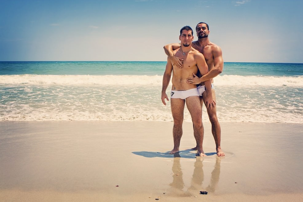 gay friendly charleston beach